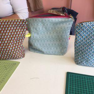 Stage création textile ado 2 @ Au fil de la Marne